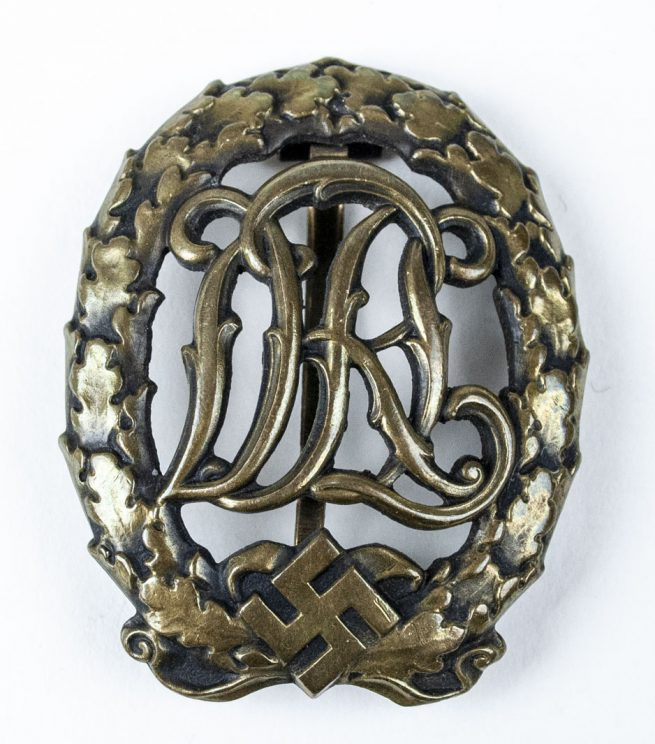 DRL Sports Badge in bronze