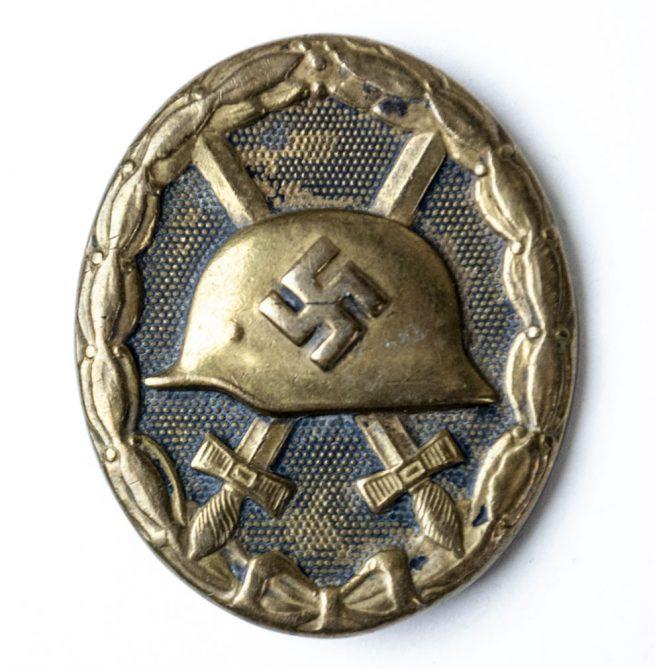 Black woundbadge Verwundetenabzeichen in schwarz VWA
