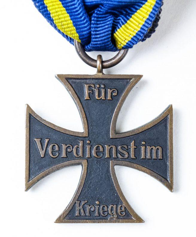 Braunschweig Ernest August Kriegsverdienstkreuz 1