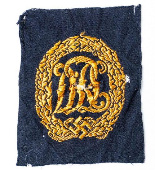 DRL Deutsches reichssportabzeichen cloth - 1