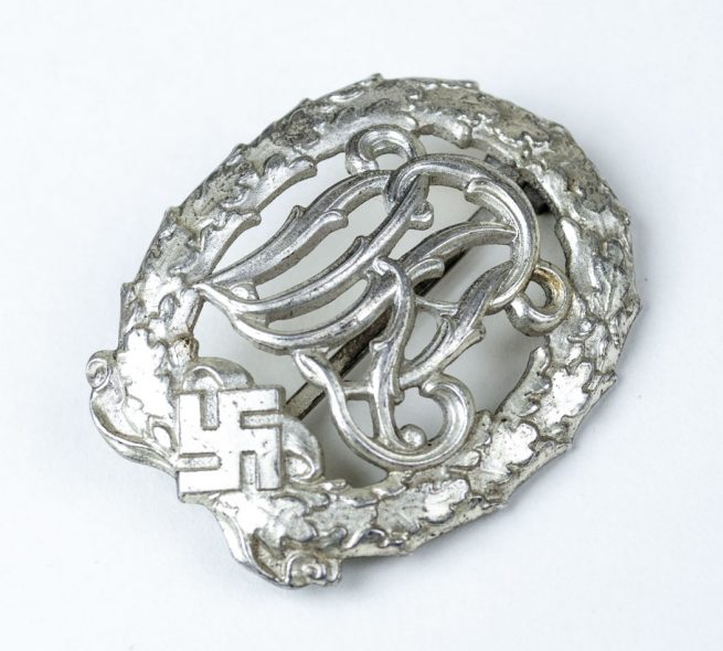 DRL Sports Badge in silver (Deutsches Reichssportabzeichen in silber) 1