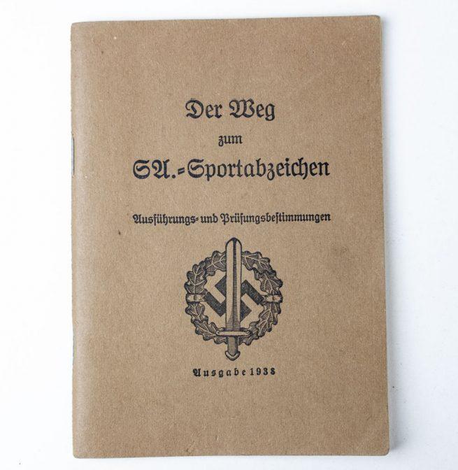 Der weg zum Sa Sportabzeichen - 1