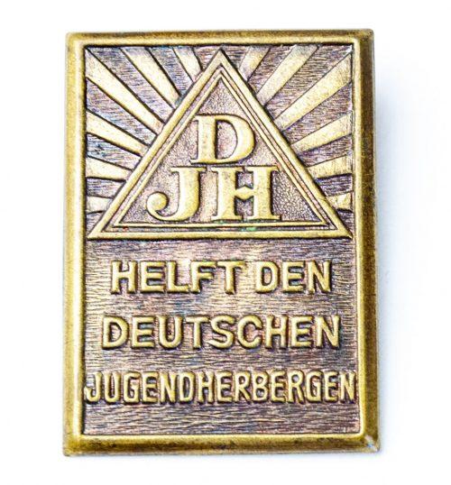 Deutsche Jugendherbergen abzeichen