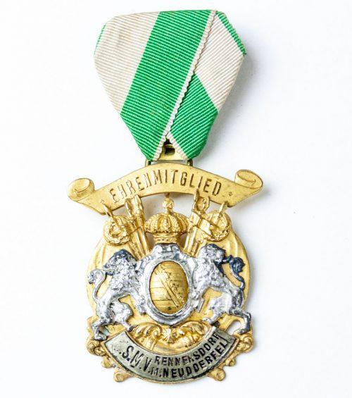 Ehrenmitglied SMV Rennersdorf Neudderfel