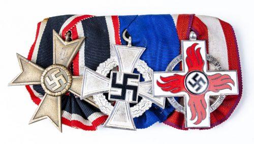 Feuerwehr Spange Firebrigade medal bar