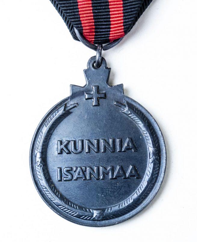 Finnish medal for Winter war 1939-40 3