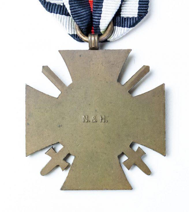 Frontkämpfer Ehrenkreuz Hindenburgcross - medal cross World War I - 3
