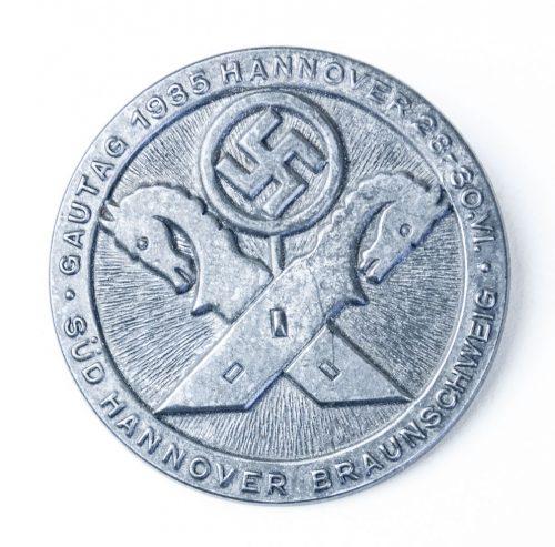 Gautag Hannover 28-30 juni 1935 Süd-Hannover Braunschweig