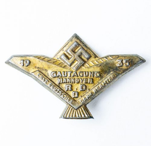 Gautagung Hannover 1935 RDB 1