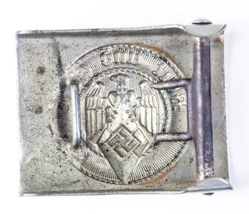 Hitlerjugend HJ koppelschloss buckle Steinhauer und Lück 1