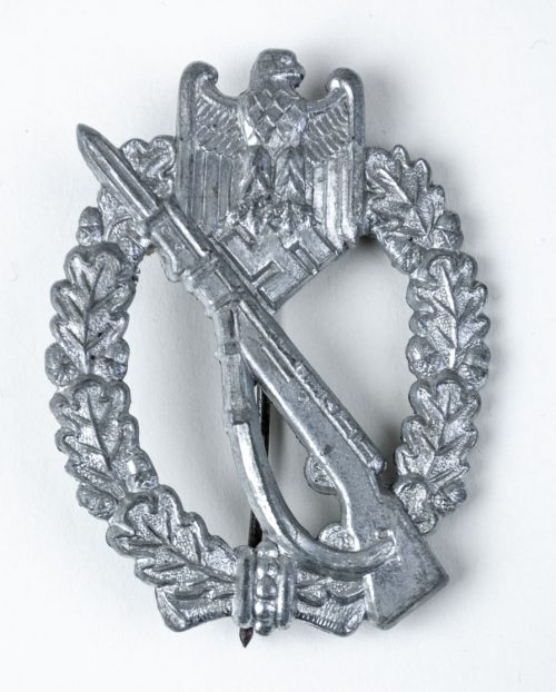 Infanterie Sturmabzeichen vier nieten Infantry Assault badge four rivets - 1