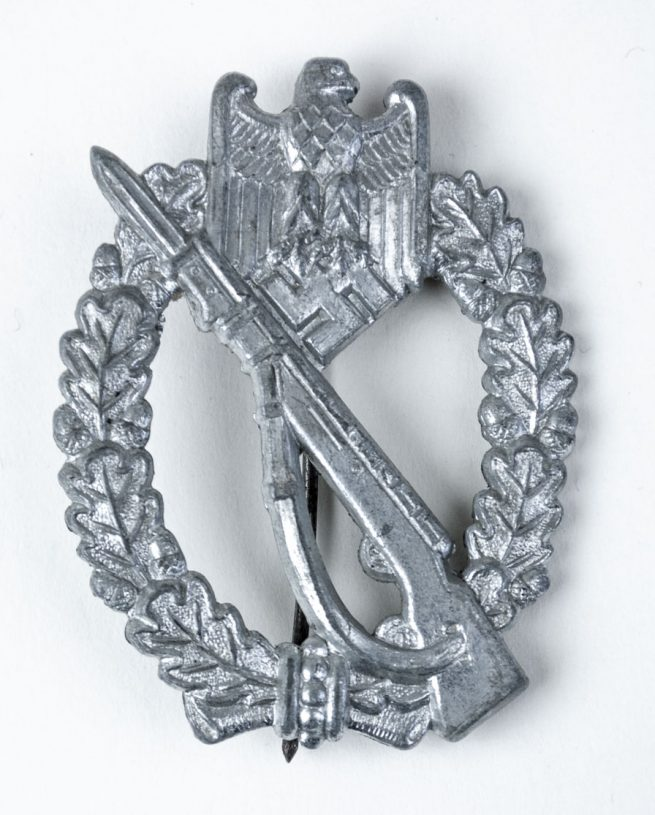Infanterie Sturmabzeichen vier nieten Infantry Assault badge four rivets - 1