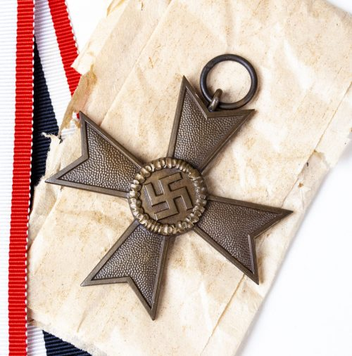 KVK without swords Kriegsverdienstkreuz ohne schwerter