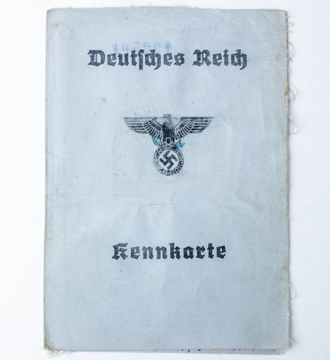 kennarte woman Hamburg 1942