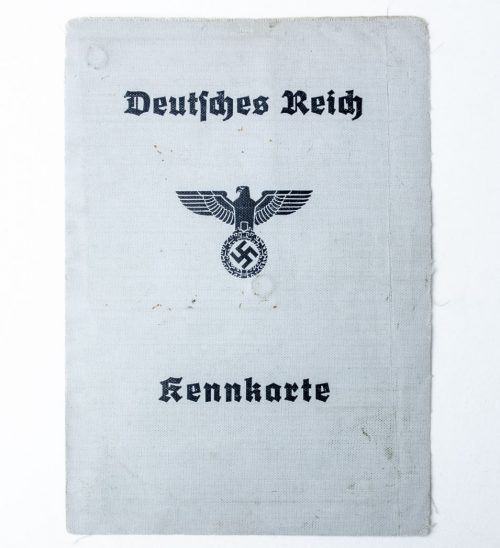 Deutsches Reich Kennkarte female 1