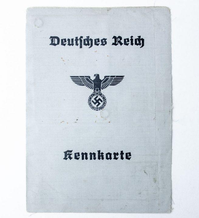 Deutsches Reich Kennkarte female 1