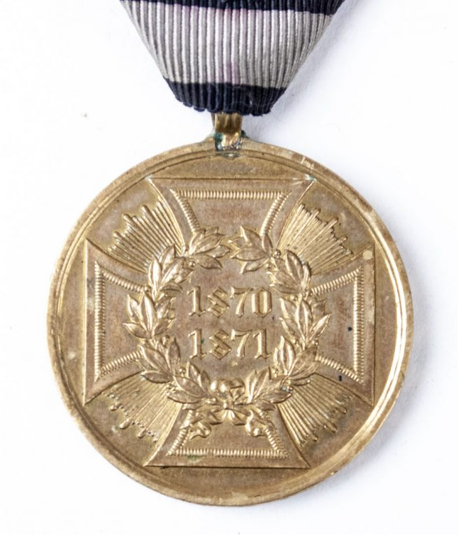Kriegsdenkmünze 1870 1871