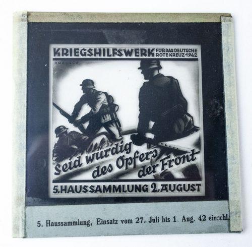 Kriegshilfswerk für das Deutsche Rote Kreuz 1942 - 1
