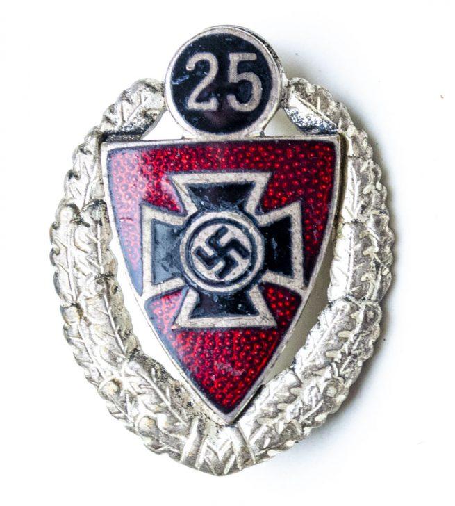Kyffhäuserbund Ehrennadel 25 jahre 25 years - 1