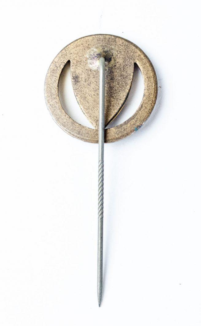 Kyffhäuserbund Shooting award in bronze (Deutscher Reichskriegerbund Kyffhäuser ( DRKB ) (Schießauszeichnung in bronze, 1. Form 1