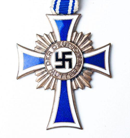 Mutterkreuz motherscross bronze 2