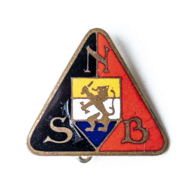 NSB ledenspeld NSB memberbadge