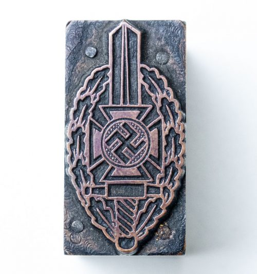 NSKOV stamp - national Sozialistische Kriegsopferversorgung stamp -1