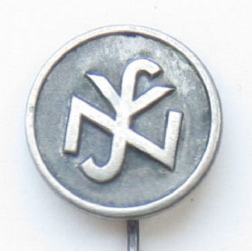 NSV National Sozialistische Volkswohlfart member badge