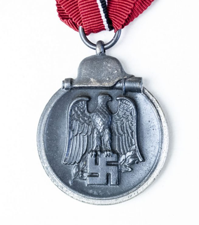 Ostmedaille ostmedal with original ribbon 1