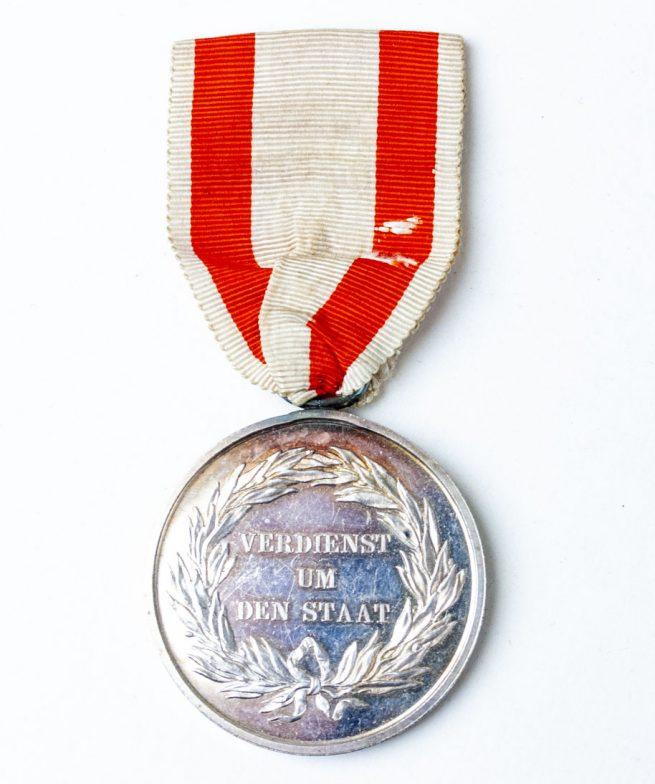 Preussen Allgemeines Ehrenzeichen 2. Klasse 1