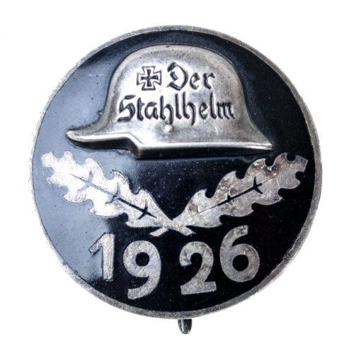 Stahlhelmbund-1926-Diensteintrittabzeichen