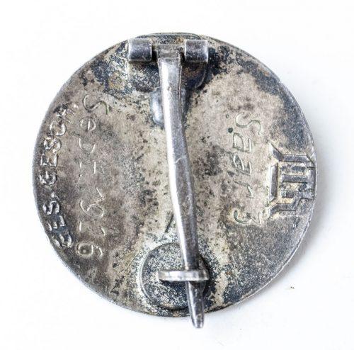 Stahlhelmbund 1926 Eintrittabzeichen