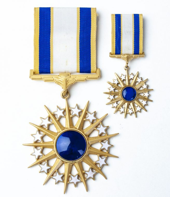USA Distinguished service medal Air Force 1