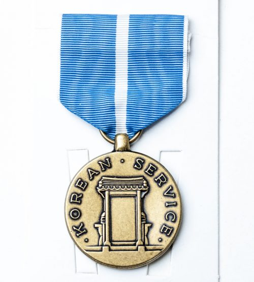USA Korean Service medal 1