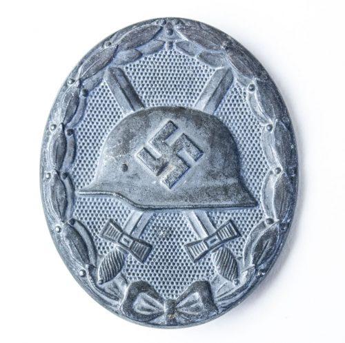 Verwundeten abzeichen silber VWA badge 1