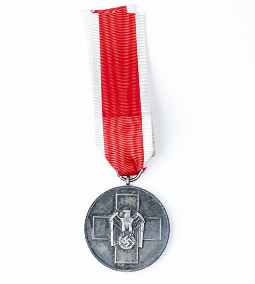 Volkspflege (Social Welfare) medal on long ribbon