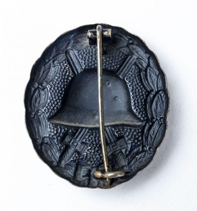 WW1 Black woundbadge 1 VWA verwundetenabzeichen