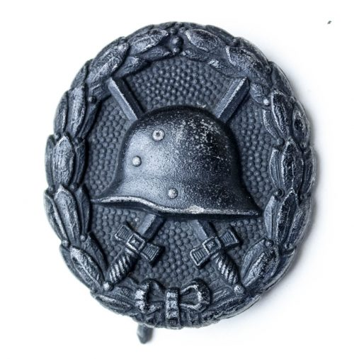 WWI VWA Verwundetenabzeichen schwarz - black woundbadge 1