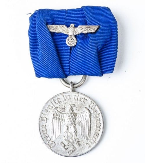 Wehrmacht Dienstauszeichnung 4 jahre einzelspange 1