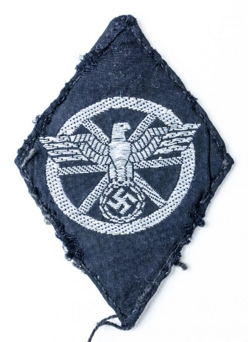 nskk first pattern arm patch