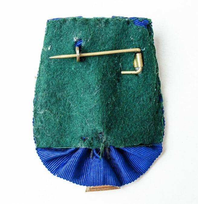 Dienstauszeichnung Preussen einzel spange single mount ribbon