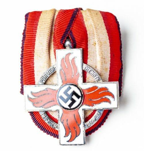 Feuerwehr Ehrenzeichen Einzelspange (single mount) Extremely rare!