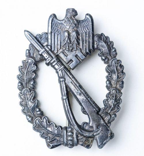 Infanterie Sturmmabzeichen Arbeitsgemeinschaft Metall und Kunststoff - Gablonz Infanttry assault badge ISA IAB - 1