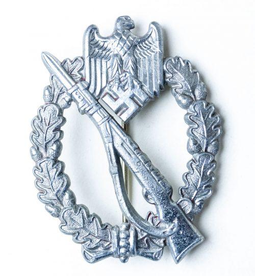 Infanterie Sturmmabzeichen Infantry assault badge unknown maker Wiener Vienna Design, possibly B.H Mayer