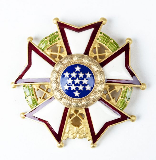 Legion Of Merit Chief Commander breaststar - 1