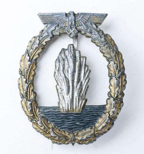 Minessucher abzeichen - minesweeper badge
