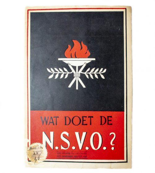 NSB - Wat doet de NSVO?