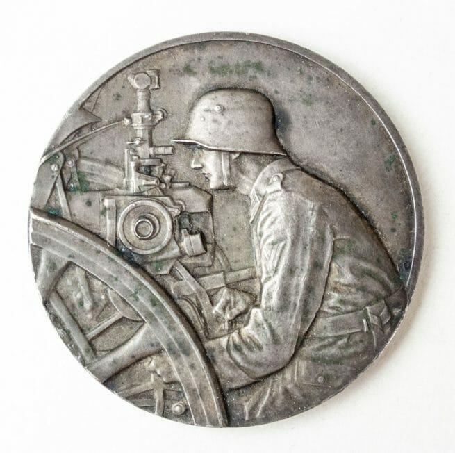 Preisrichten 1926 in silver 2nd place - 1