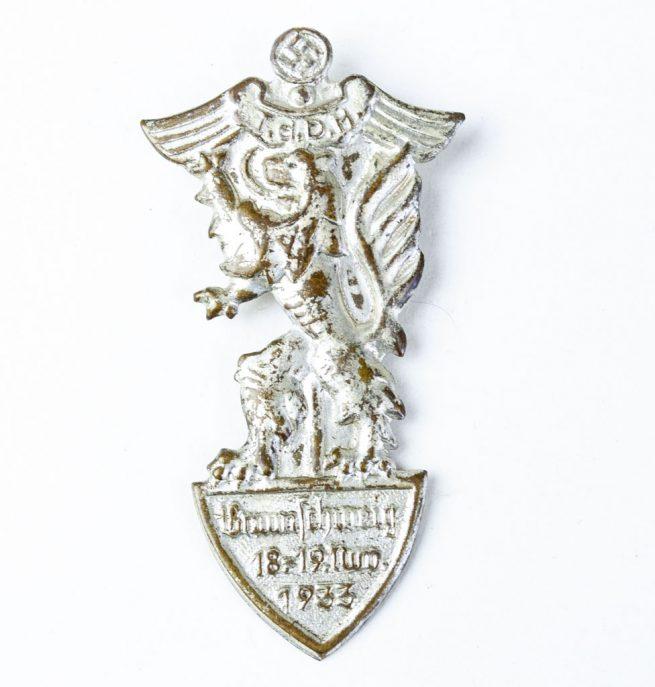 Tag des Deutschen Handwerks Braunschweig 1933