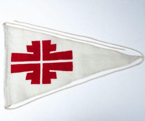 Turnerbund wimpel fahne